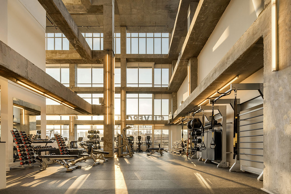 Long Island City Apartments Fitness Center